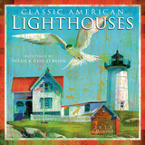 Classic American Lighthouses  - 2013 12-Month Calendar Calendars
