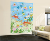 Annabel Spenceley Fairy Tales Huge Wall Mural Art Print Poster Wallpaper Mural
