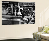 Marilyn Monroe Wright&#39;s Food Store Huge Movie Poster Mural Reproduction murale g&#233;ante