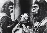 Planet Of The Apes Movie (Group, B&W) Poster Print Poster