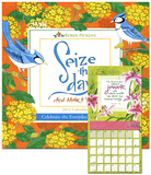 Seize the Day   - 2013 16-Month Calendar Calendars
