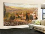 Sambataro Uzzano in Tuscany Italy Wallpaper Mural