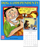 Dog Codependents - 2013 12-Month Calendar Calendars