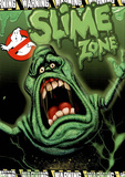 Ghostbusters Warning Slime Zone Movie Poster Print Posters