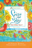 Seize the Day - 2013 16-Month Weekly Engagement Planner Calendars