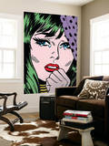 Tee Buzz True Romance Mini Mural Huge Poster Art Print Wallpaper Mural