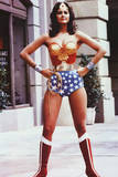Lynda Carter as Wonder Woman TV Poster Print Print
