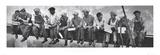 New York City (Men On Girder) Photo Poster Print Pósters