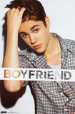Justin Bieber Boyfriend Music Poster Print Poster