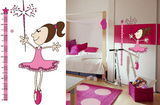 Measuring Tape Fairy 39 Wall Stickers Wall Decal