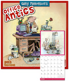 Office Antics by Gary Patterson - 2013 12-Month Calendar Calendarios