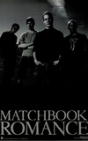 Matchbook Romance - Group, B&W, Music Poster Posters
