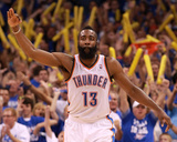 Oklahoma City, OK - June 2: James Harden Photographic Print by Ronald Martinez