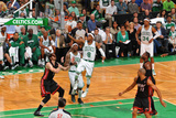 Boston, MA - June 3: Rajon Rondo Photographic Print by Jesse D. Garrabrant
