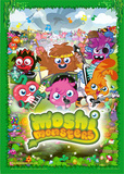 Moshi Monsters-Music Box Kunstdrucke