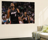 Boston, MA - June 03: Dwyane Wade Prints by Jim Rogash