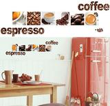 Café Decalques de parede