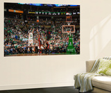Boston, MA - June 3: Rajon Rondo Posters by Jesse D. Garrabrant