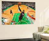 Boston, MA - June 3: LeBron James Reproduction murale géante par Jesse D. Garrabrant