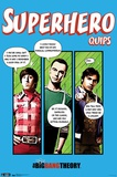 The Big Bang Theory - Quips Posters