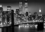 ブルックリン橋(ニューヨーク) 高画質プリント