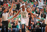 Boston, MA - June 3: Keyon Dooling Photographic Print by Jesse D. Garrabrant