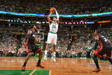 Boston, MA - June 3: Paul Pierce Photographic Print by Jesse D. Garrabrant