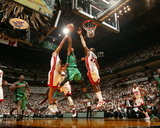 Miami, FL - May 28: Rajon Rondo Photographic Print by Nathaniel S. Butler