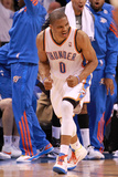 Oklahoma City, OK - June 2: Russell Westbrook Photographic Print by Ronald Martinez