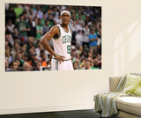 Boston, MA - June 03: Rajon Rondo Posters by Jim Rogash