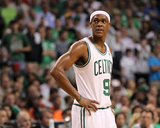 Boston, MA - June 03: Rajon Rondo Photographic Print by Jim Rogash