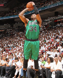 Miami, FL - May 28: Paul Pierce Photographic Print by Nathaniel S. Butler