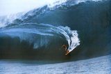 Teahupoo Surfing Big Wave Posters