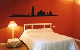 Pises Wall Decal