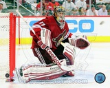 Mike Smith 2011-12 Playoff Action Photo