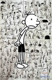 Diary of a Wimpy Kid - Art Posters