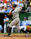 Alex Rodriguez 2012 Action Photo