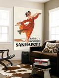 Sakharoff Print