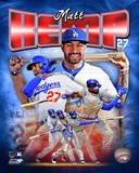 Matt Kemp 2012 Portrait Plus Photo