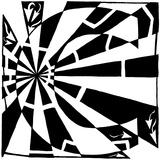 Maze of Uppercase C Affiches par Yonatan Frimer