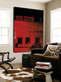 Vice City (Las Vegas, red) Prints by Pascal Normand