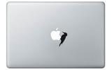 Pivert pour Mac Stickers pour ordinateurs portables