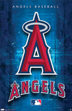 Los Angeles Angels Logo Prints