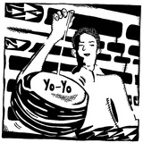 Learn to a Maze Y is for Yo Yo Poster by Yonatan Frimer