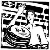 Learn to a Maze Y is for Yo Yo Poster by Yonatan Frimer