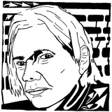 Jullian Assange Wikileaks Founder Maze Posters par Yonatan Frimer