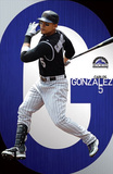Colorado Rockies - Carlos Gonzalez Posters
