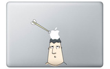 Guillaume Tell for Mac Stickers pour ordinateurs portables