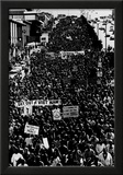 Vietnam War Protest 1973 Archival Photo Poster Poster