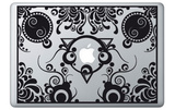 Ornament for Mac Stickers pour ordinateurs portables
